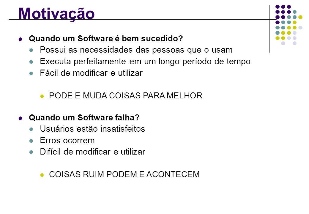 Características do Software Curva de falhas para o software (Figura 1.2 – PRESSMAN, 2006, p.