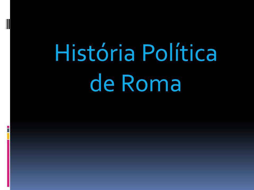 História Política de Roma