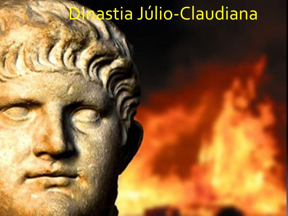 Dinastia Júlio-Claudiana