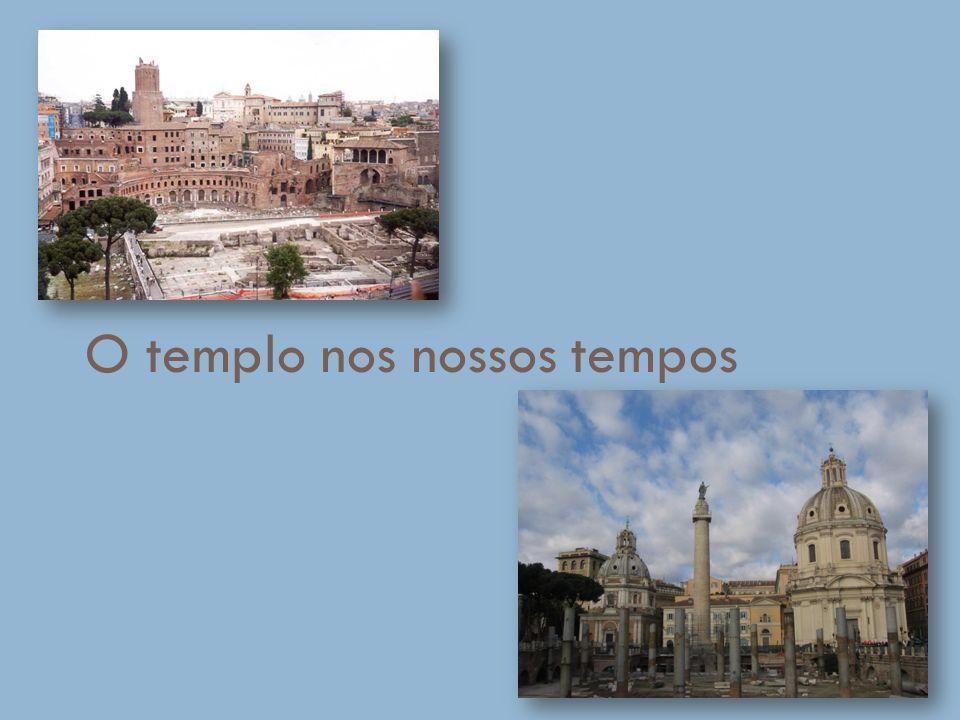 O templo nos nossos tempos