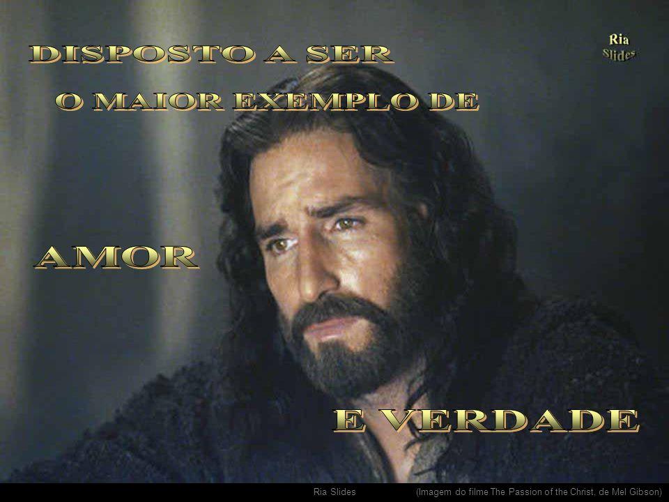 . (Imagem do filme The Passion of the Christ, de Mel Gibson)