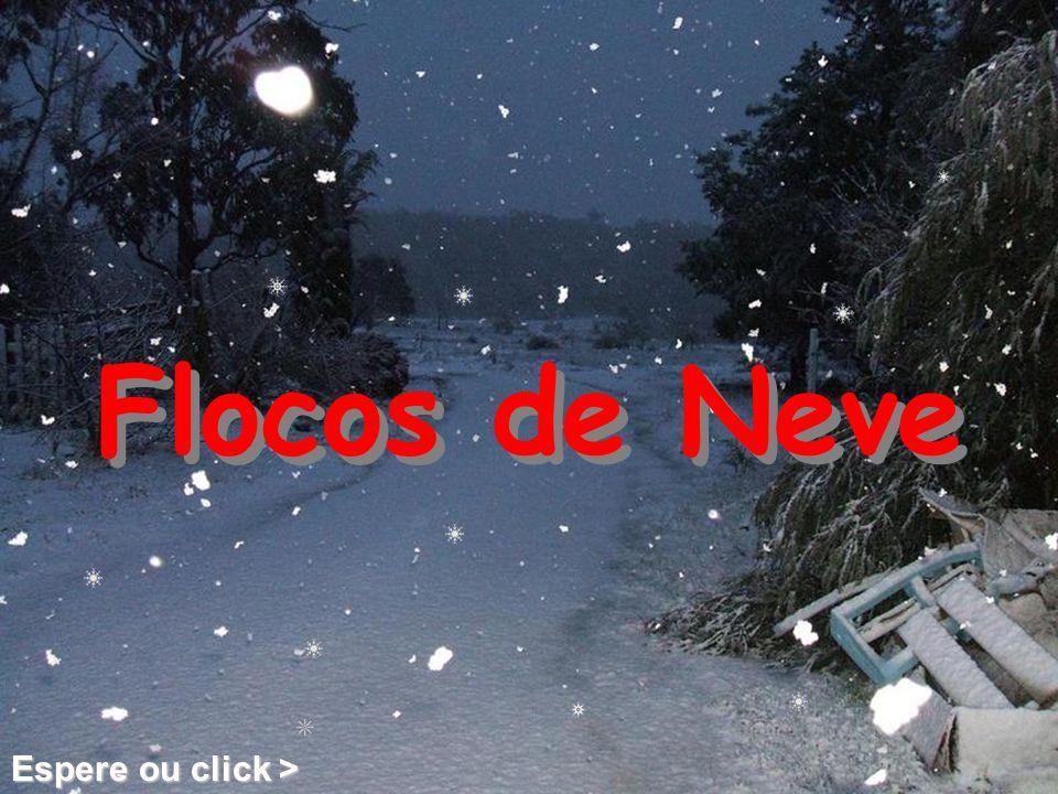 Flocos de Neve Flocos de Neve Espere ou click >