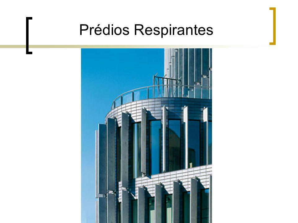 Fachadas ventiladas combinam funções estéticas com bom desempenho térmico, além de contribuir para reduzir cargas do condicionamento de ar.