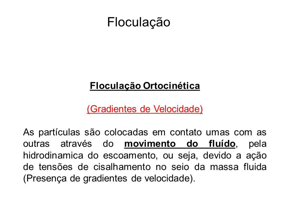 5 Floculação Floculadores Hidráulicos Floculador tipo alabama (fonte:L\MANUAIS ATUAIS\MANUAL – MT-32/OPERAÇÃO DE ESTAÇÃO DE TRAT.