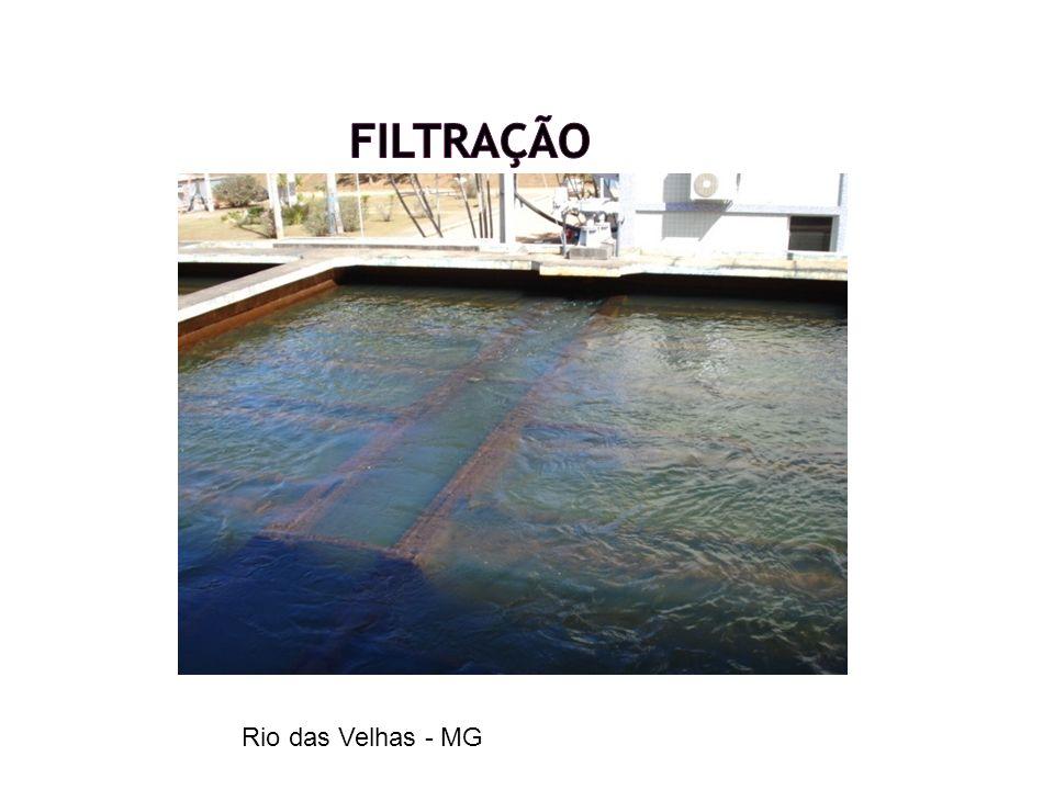 Rio das Velhas - MG