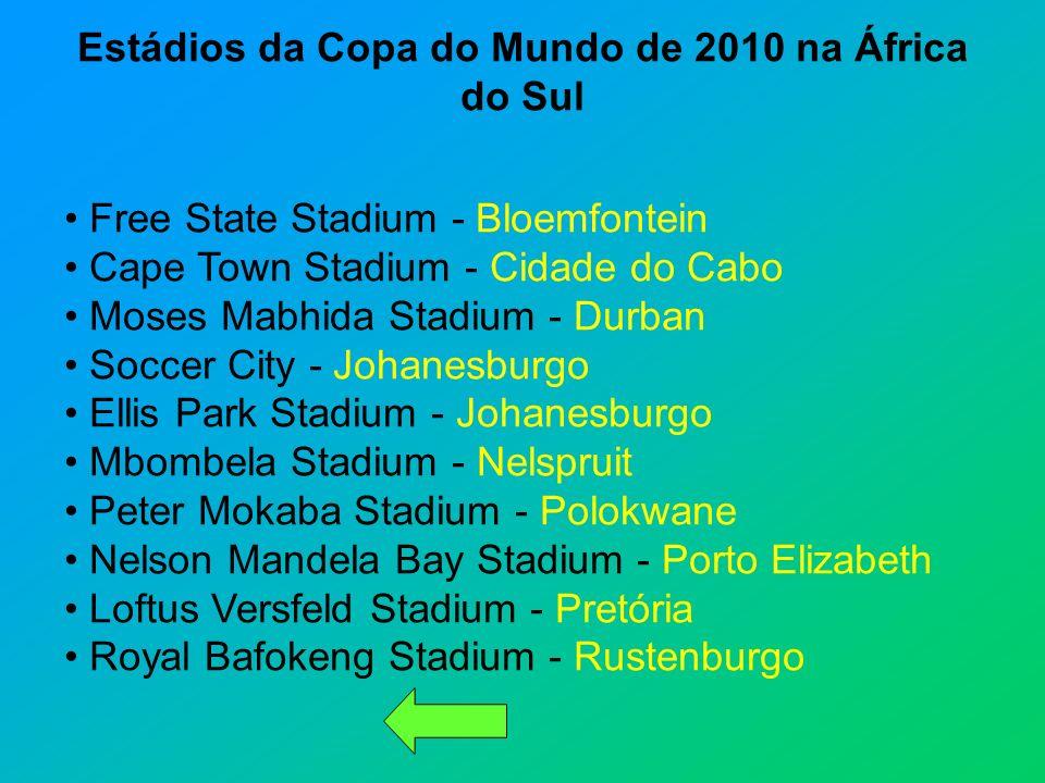 Quem são os Bafana Bafana.
