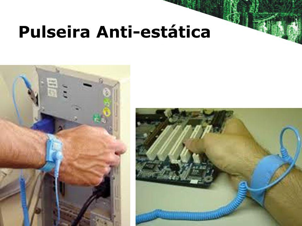 Pulseira Anti-estática