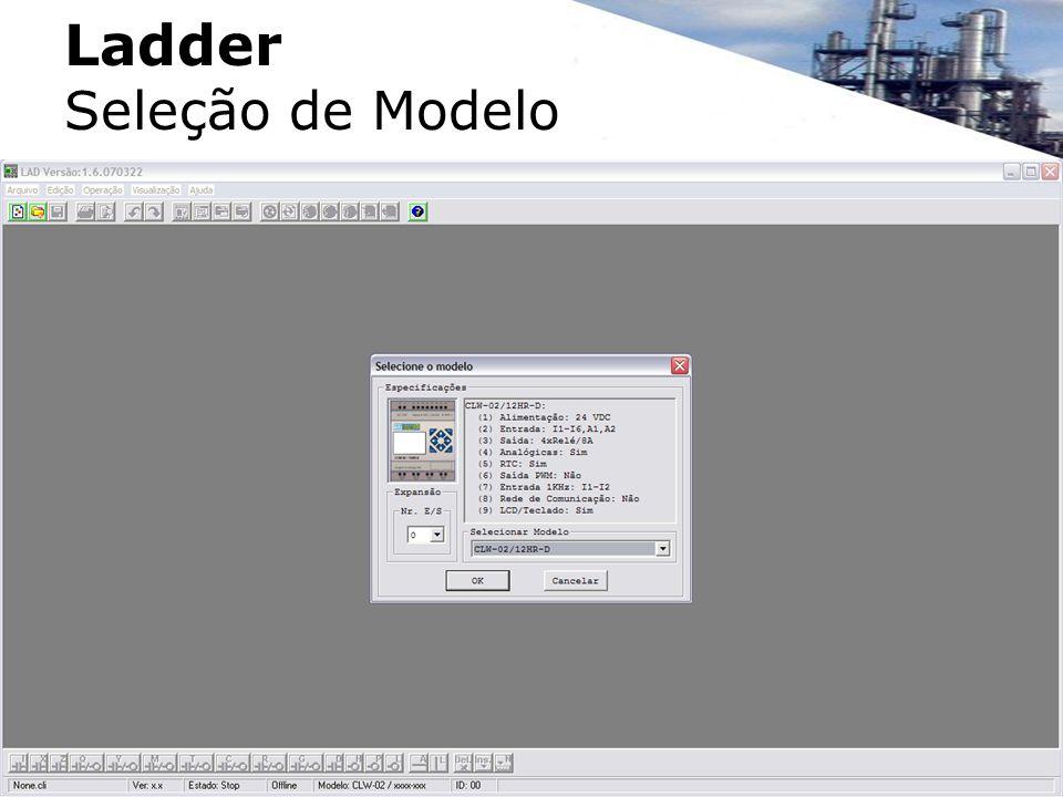 Ladder Seleção de Modelo