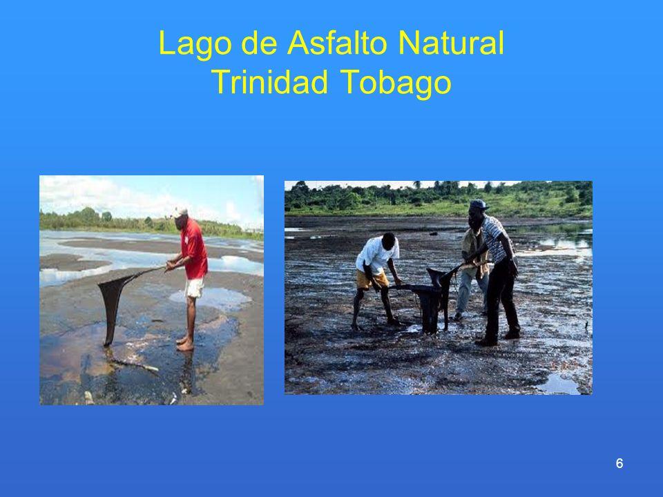 Lago de Asfalto Natural Trinidad Tobago 6