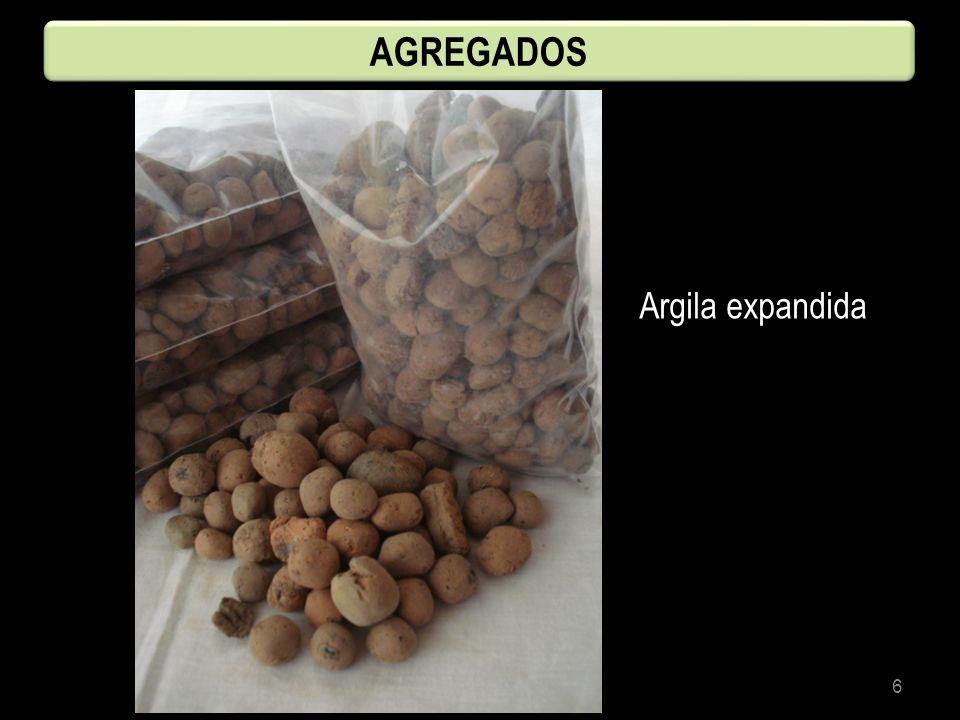 6 AGREGADOS Argila expandida