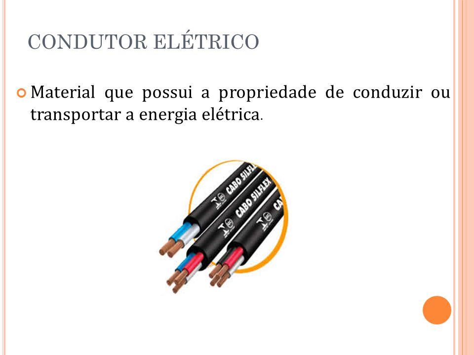 INSTALAÇÃO DE CONDUTORES EM ELETRODUTOS As dimensões internas dos eletrodutos devem permitir instalar e retirar facilmente os condutores ou cabos após a instalação dos eletrodutos e acessórios.