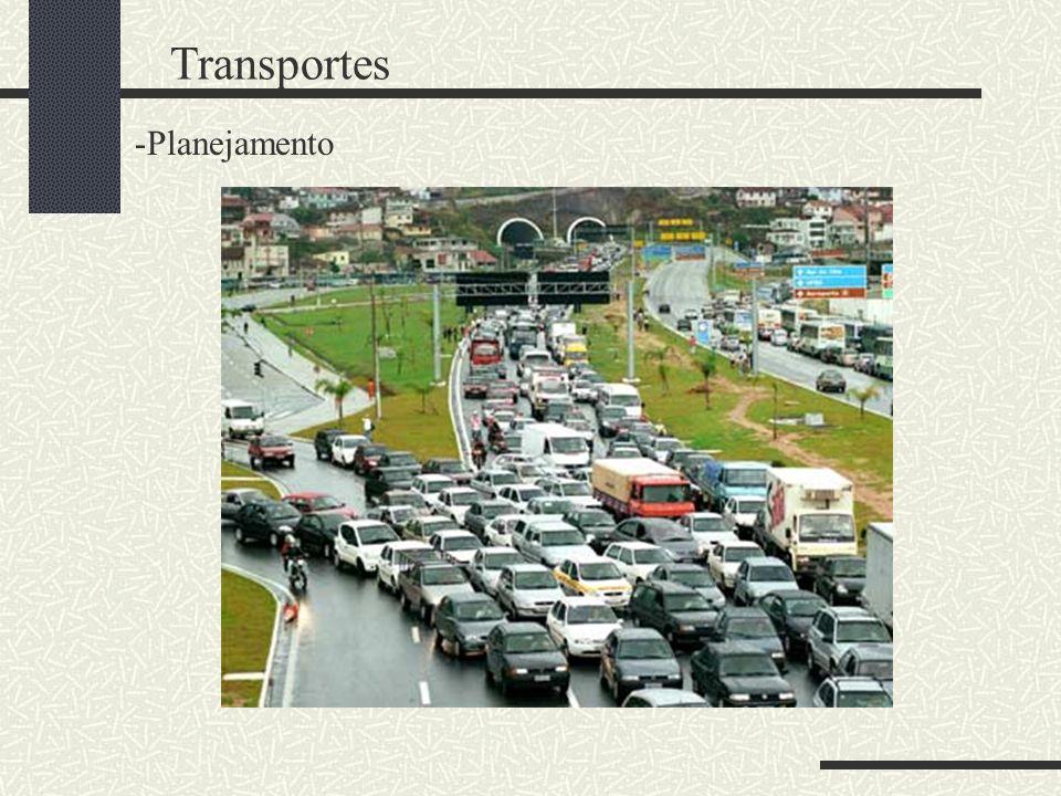 Transportes -Planejamento