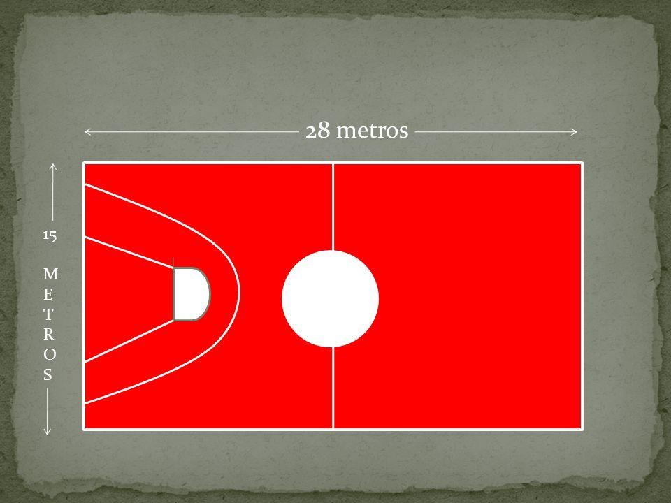 28 metros 15 M E T R O S