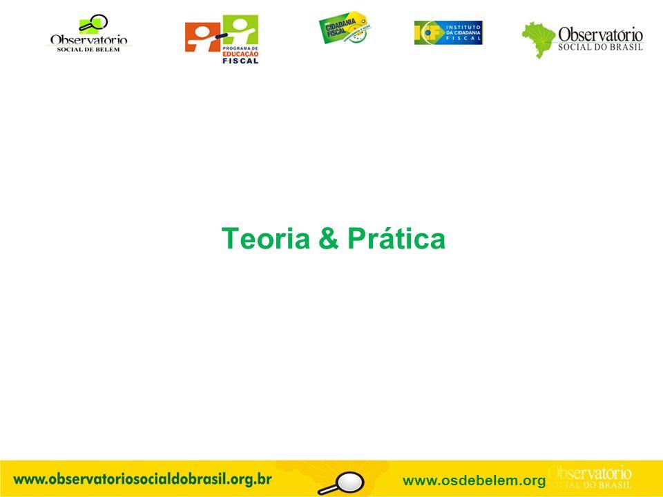 Teoria & Prática www.osdebelem.org