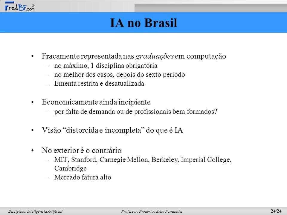 Professor: Frederico Brito Fernandes 23/24 Disciplina: Inteligência Artificial Definição: –Método probabilista de busca para resolução de problemas (o