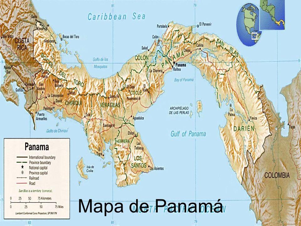 Bandeira de Panamá