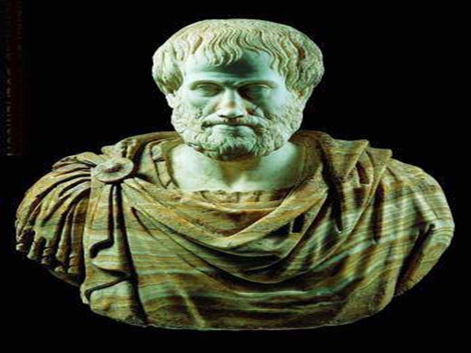 Em todas as constituições vê Aristóteles, com vivo discernimento, precisamente três poderes: um poder deliberativo, que compete a uma Assembléia, e que muito se assemelha ao nosso legislativo; um poder de magistraturas governamentais, a que nós chamaríamos (com menos propriedade, porém) executivo; e um poder judicial.