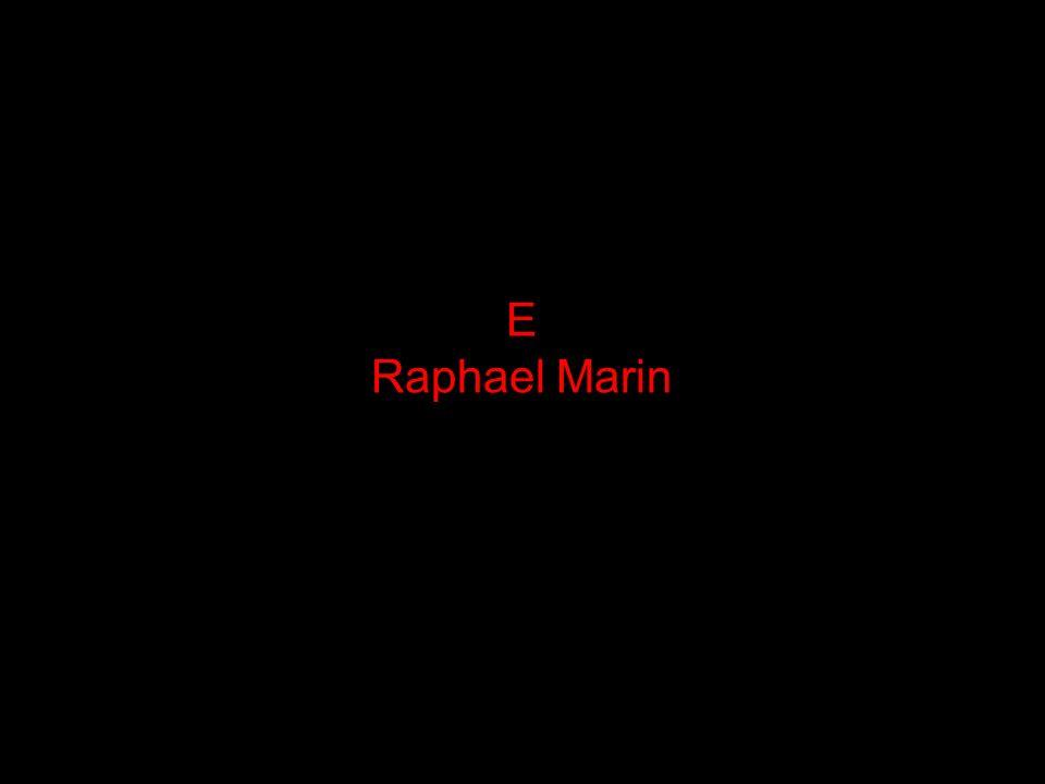 E Raphael Marin