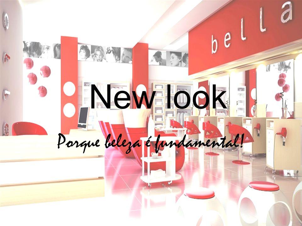New look Porque beleza é fundamental!