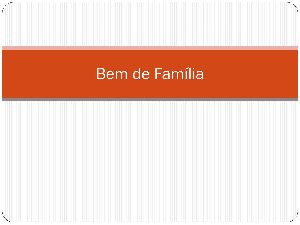 Bem de Família