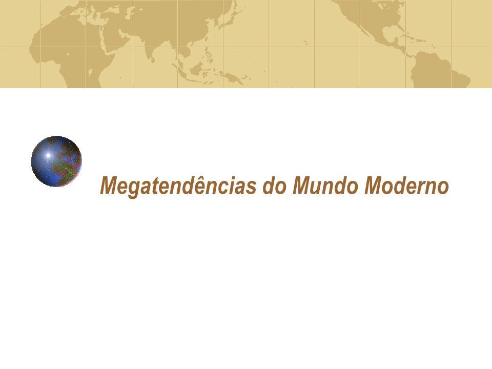Megatendências do Mundo Moderno