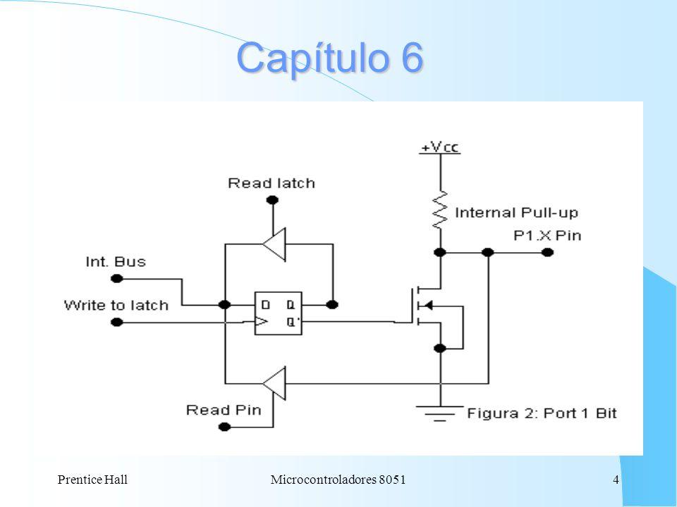 Prentice HallMicrocontroladores 80514 Capítulo 6