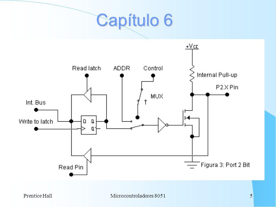 Prentice HallMicrocontroladores 80515 Capítulo 6