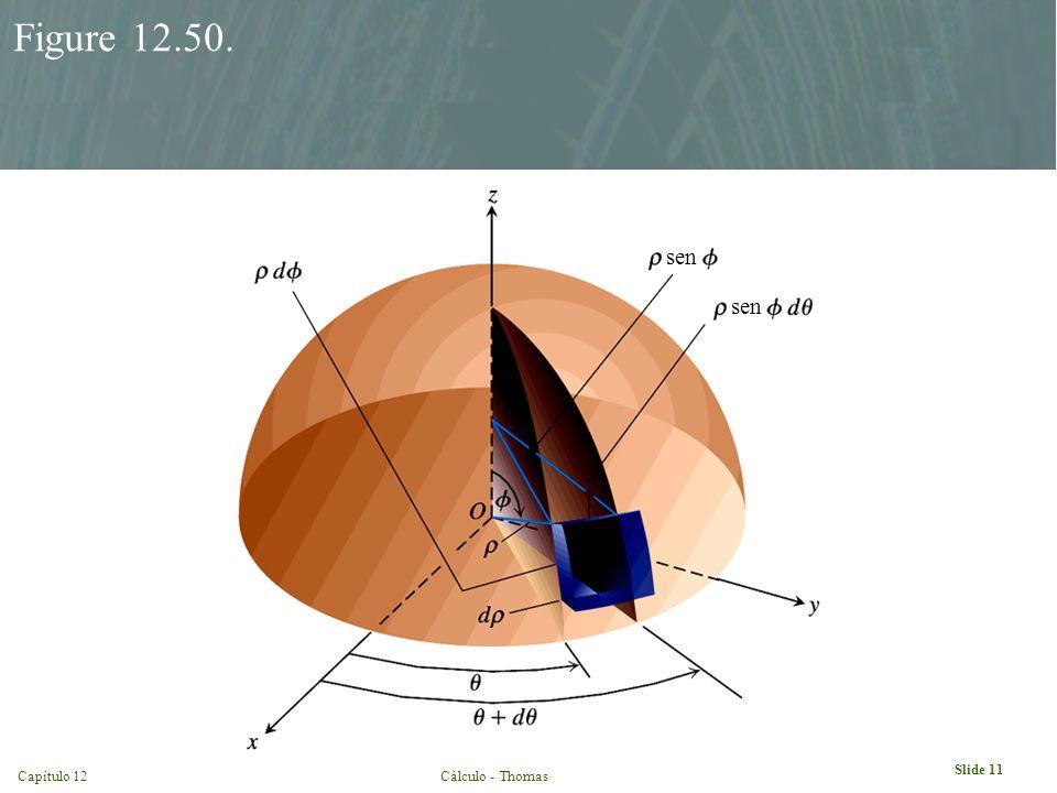 Capítulo 12Cálculo - Thomas Slide 11 Figure 12.50. sen