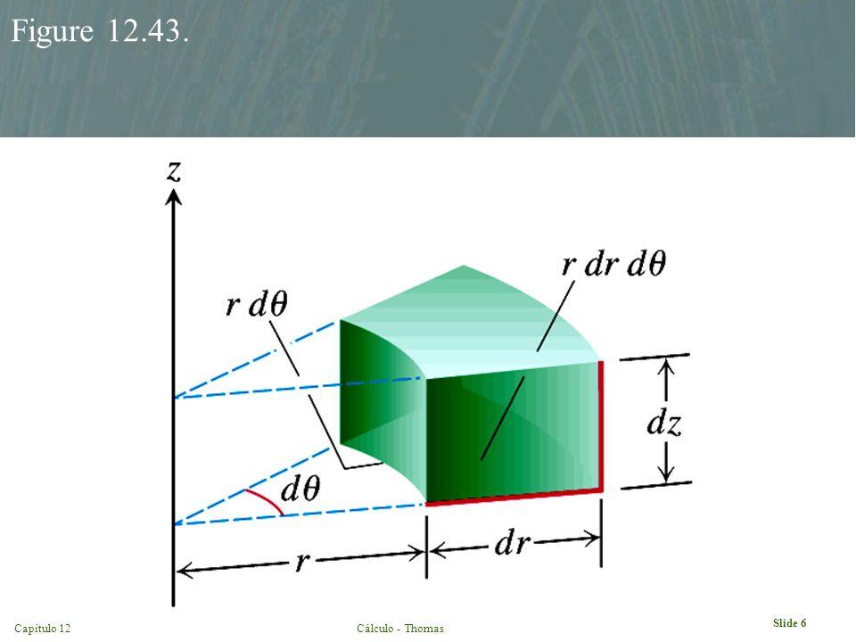 Capítulo 12Cálculo - Thomas Slide 6 Figure 12.43.
