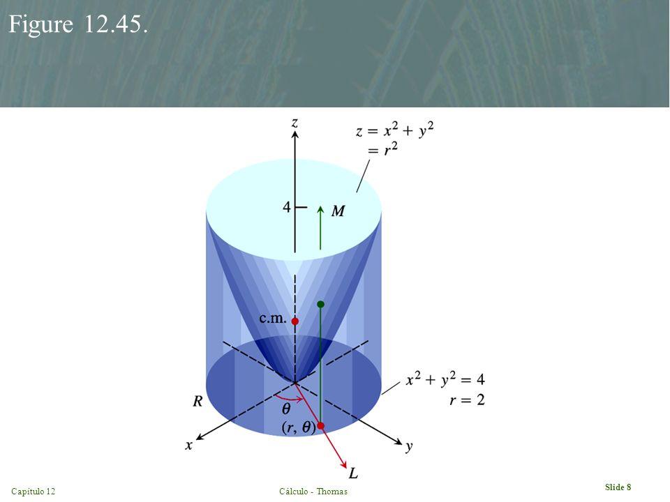 Capítulo 12Cálculo - Thomas Slide 8 Figure 12.45.