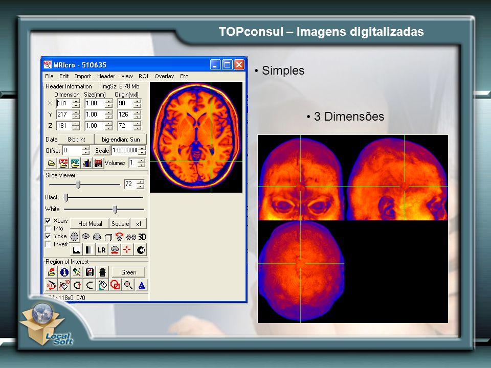 Simples 3 Dimensões TOPconsul – Imagens digitalizadas