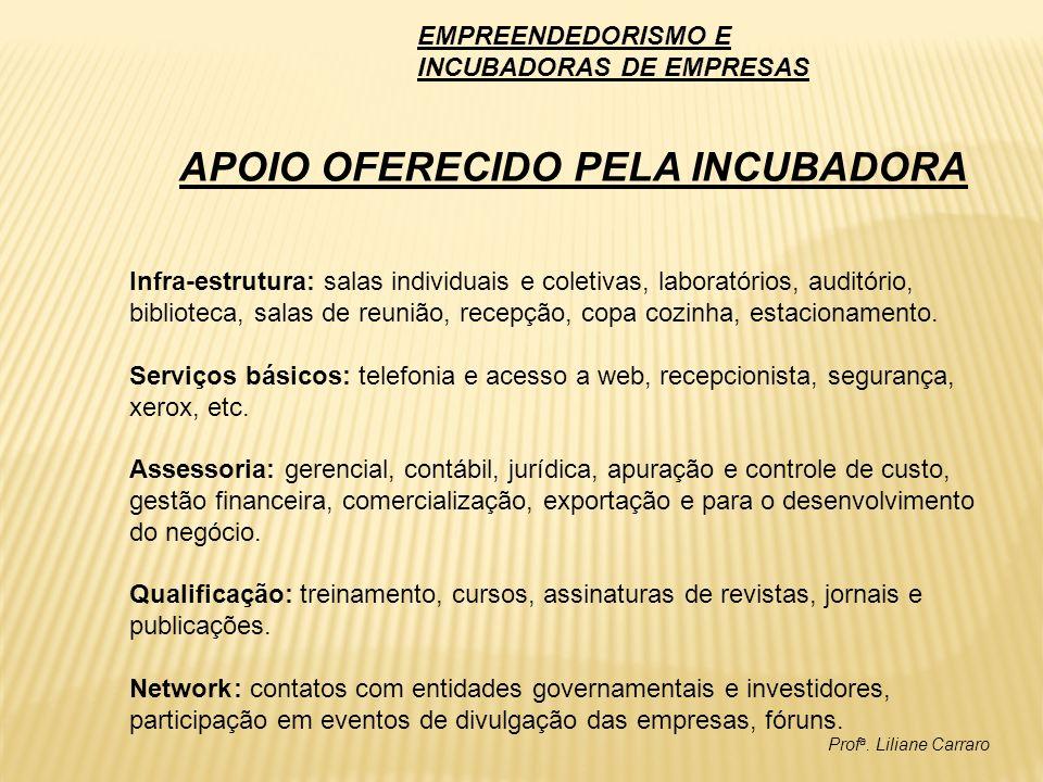 Prof a. Liliane Carraro Infra-estrutura: salas individuais e coletivas, laboratórios, auditório, biblioteca, salas de reunião, recepção, copa cozinha,
