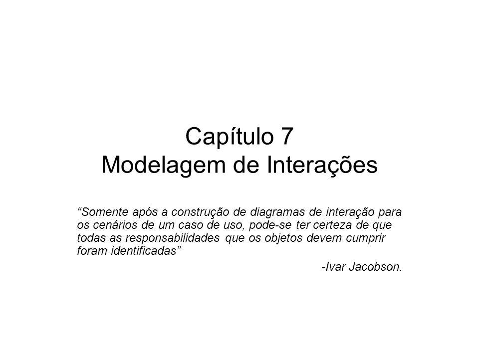 Princípios de Análise e Projeto de Sistemas com UML - 2ª edição3 Tópicos Introdução Diagrama de seqüência Diagrama de comunicação Modularização de interações Construção do modelo de interações Modelo de interações em um processo iterativo
