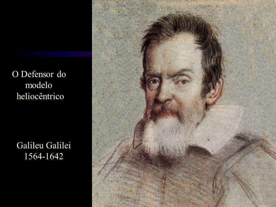 Johannes Kepler (1571 - 1630) Um universo geométrico