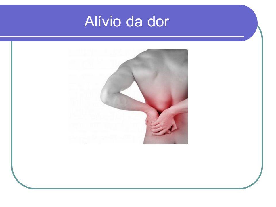 Alívio da dor