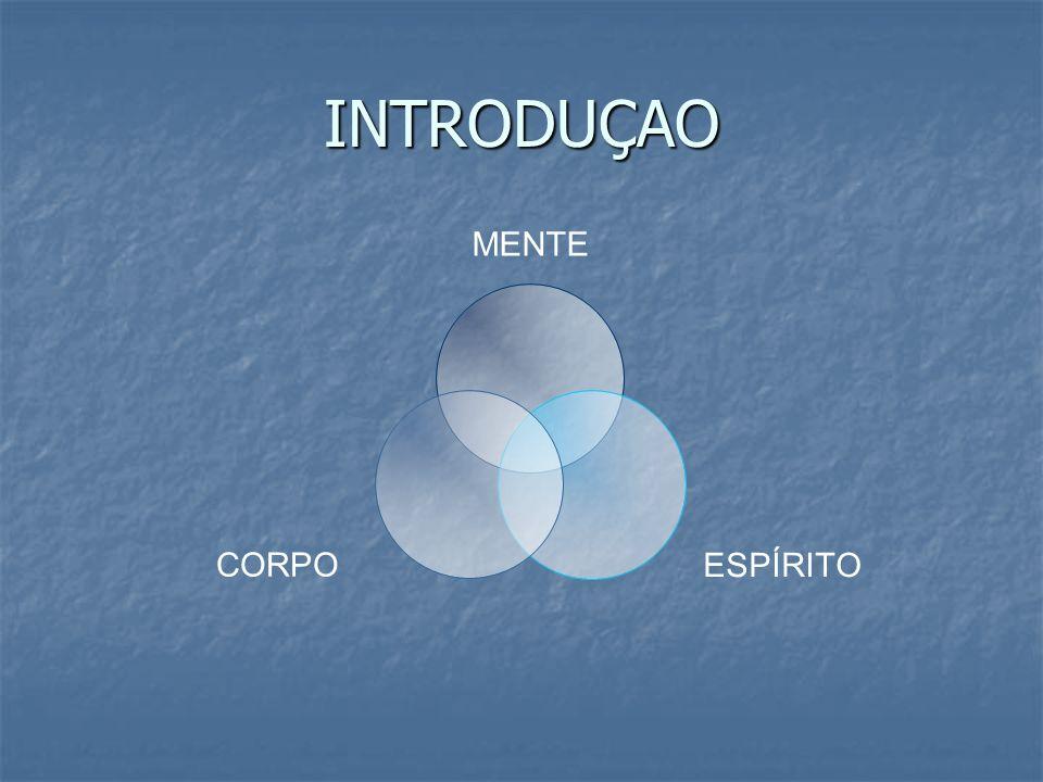 INTRODUÇAO MENTE ESPÍRITOCORPO