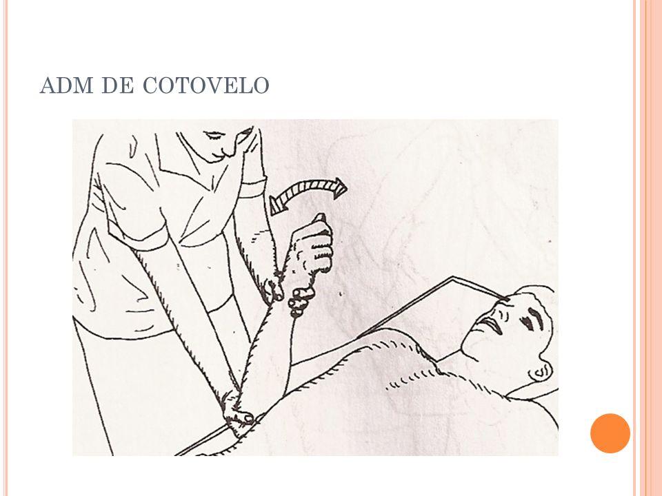 ADM DE COTOVELO