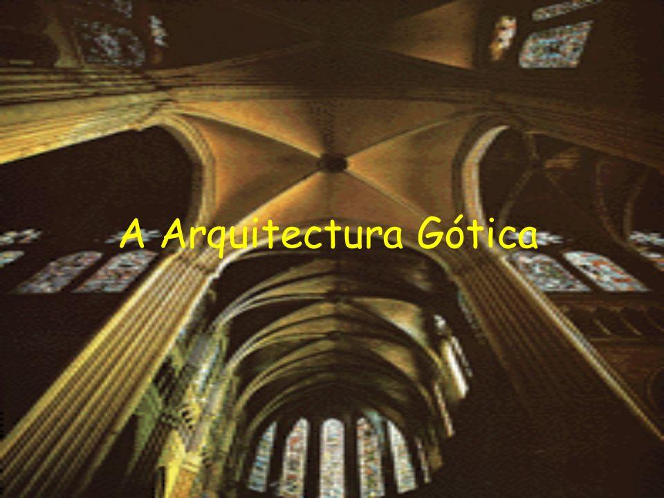 A Arquitectura Gótica