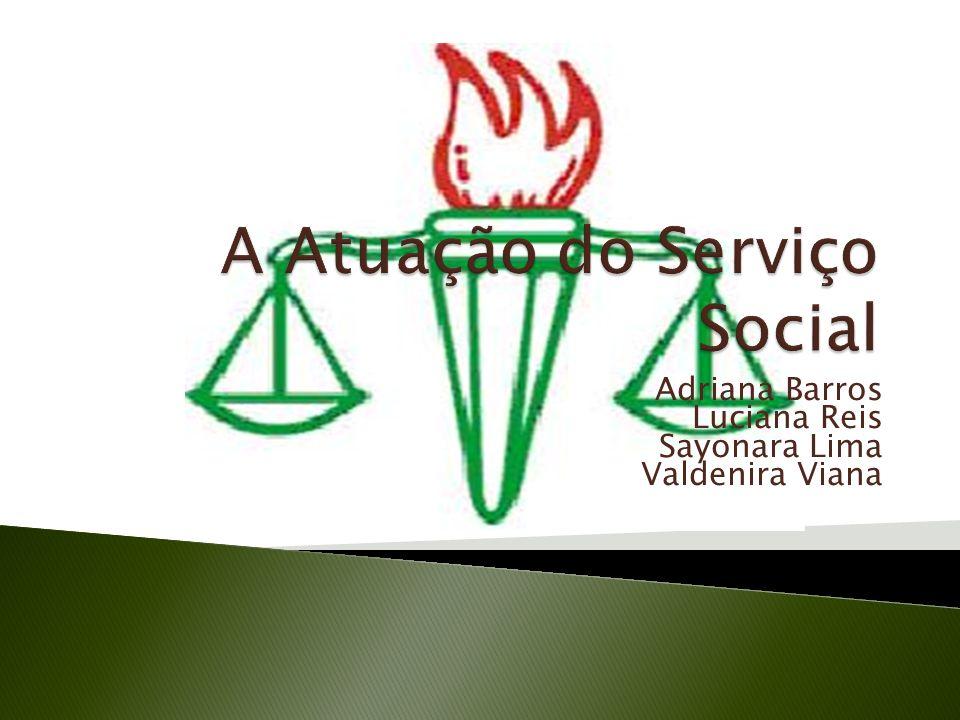 O serviço social é profissão inserida no contexto das contradições sociais oriundas das relações entre estado e a sociedade civil; Essas relações são permeados de conflitos que refletem a questão social e seus desdobramentos.