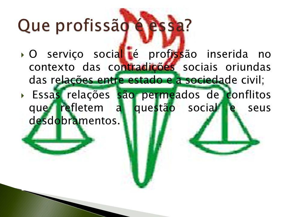 Liberdade Cidadania Democracia Equidade e justiça social Pluralismo Respeito a diversidade Defesa dos direitos humanos Articulação com movimentos social Compromisso com qualidade de serviços.