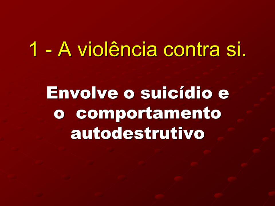 O Bullying: Caracteriza-se por uma estrutura de poder entre o agressor e a vítima.