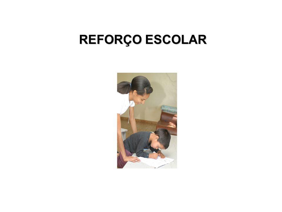 REFORÇO ESCOLAR REFORÇO ESCOLAR