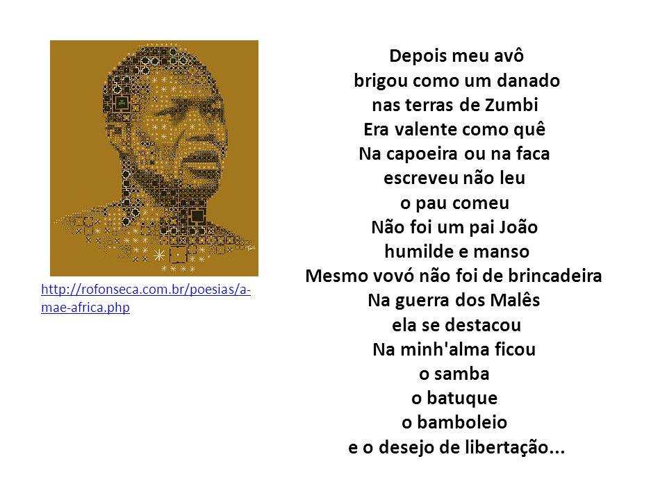 http://www.uniblog.com.br/nacoesea culturadacor/ CANDACES Majestosa África Berço dos meus ancestrais Reflete no espelho da vida A saga das negras e seus ideais Mães feiticeiras, donas do destino...
