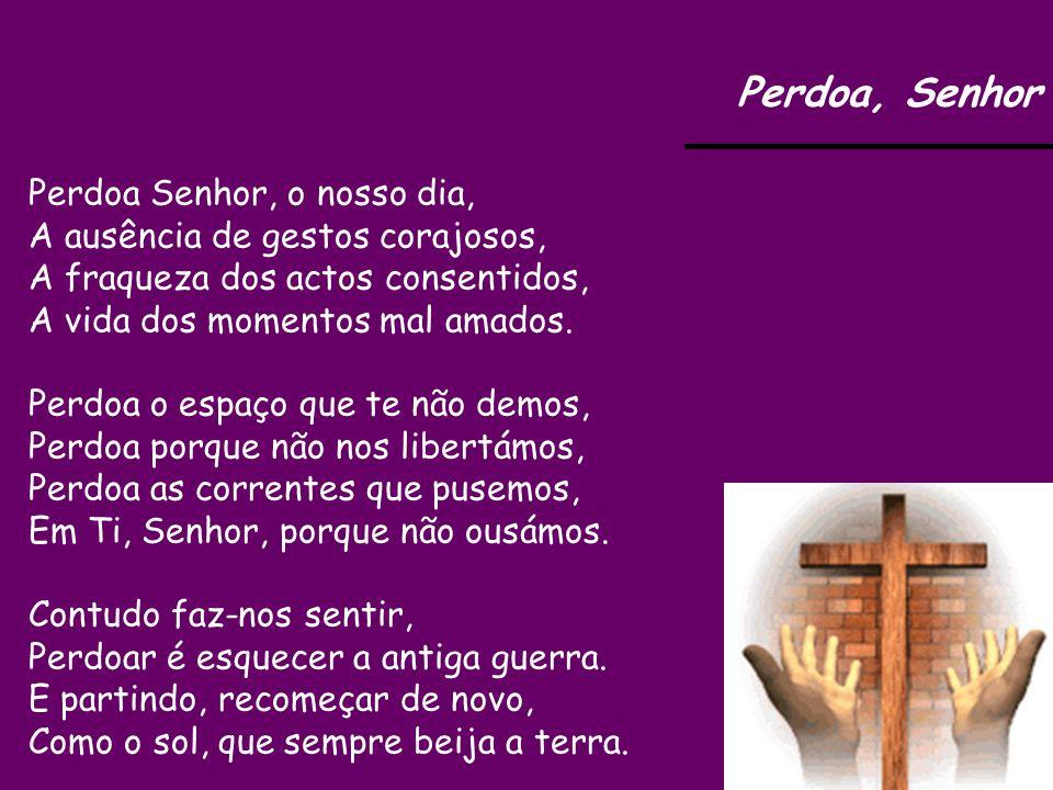 4ª Estação Simão de Cirene ajuda Jesus (todos) Abre, Senhor, o nosso coração ao amor pelos nossos irmãos mais frágeis e necessitados. Lembra-nos sempr