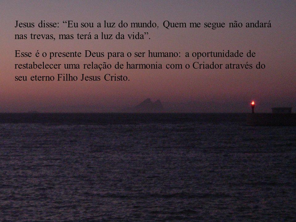 Jesus disse: Se não mudais e vos fazeis como crianças, não entrareis no Reino dos Céus.