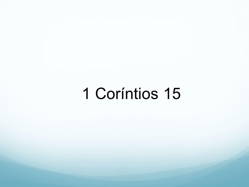 1 Coríntios 15