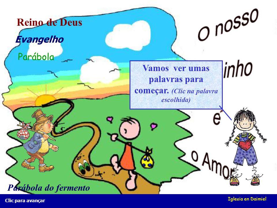 Iglesia en Daimiel Olá, meninos (as), vou apresentar-vos... Parábolas do Reino de Deus Parábolas do Reino de Deus Também vos apresento a Pepita, uma b
