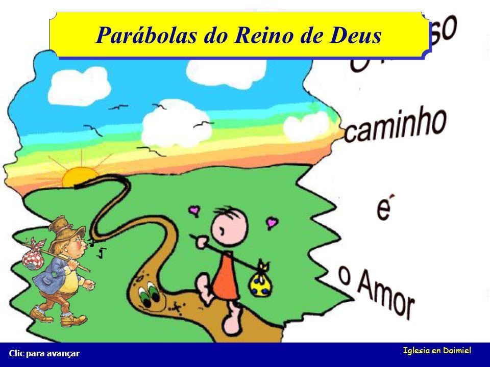 Iglesia en Daimiel Clic para avançar O fermento Mt 13, 33 O fermento Mt 13, 33 Uma parábola breve, porém intensa e interessante!