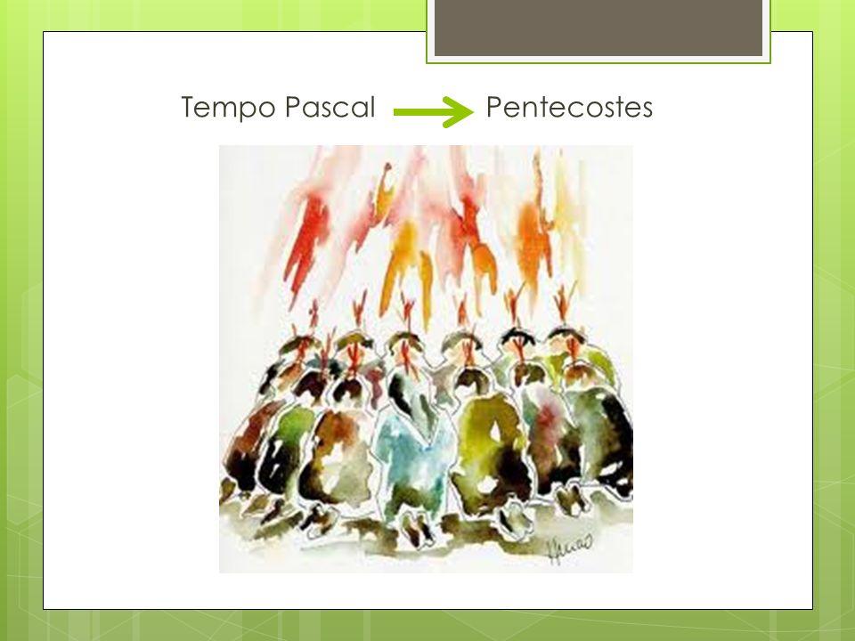 Tempo Pascal Pentecostes