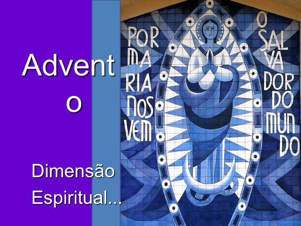 Advent o DimensãoEspiritual...
